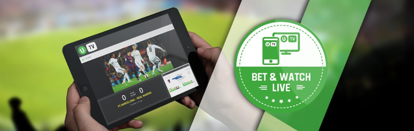 Matcher som sänds via Unibet livestream 19-25 augusti 2019
